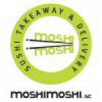 donášková služba MoshiMoshi Sushi - take away a donáška